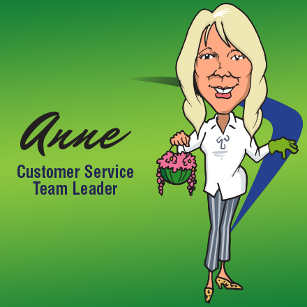 Anne - Customer Service Team Leader