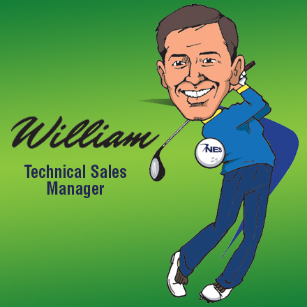 Will - Technical Sales Manager