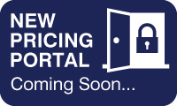 New Pricing Portal - Coming Soon...