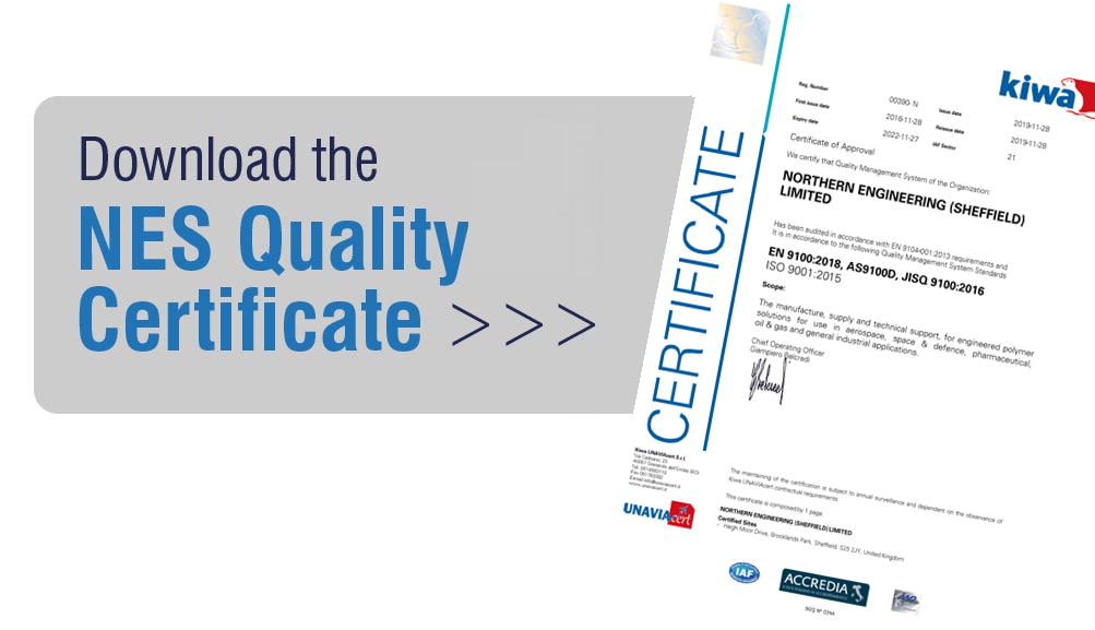 NES Quality Certificate